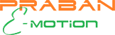 Praban e-motion Logo